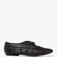 Perforated Oxfords | FOREVER 21 - 2040495097