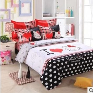 UNIHOME NEWLY Bedding set bedclothes bedding bed linen duvet cover quilt cover bed set