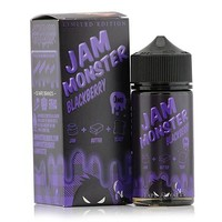 Jam Monster - Blackberry (100ml)