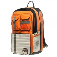 Star Wars Rebel Alliance Icon Orange Backpack