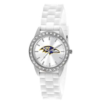Baltimore Ravens NFL Women's Frost Series Watch