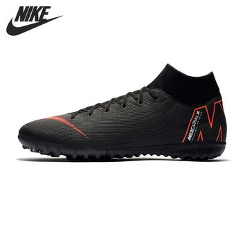 Original New Arrival 2018 NIKE SUPERFLY 6 ACADEMY TF Men's Football Shoes Soccer Shoes Sneakers