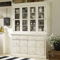 English Country Buffet & Hutch