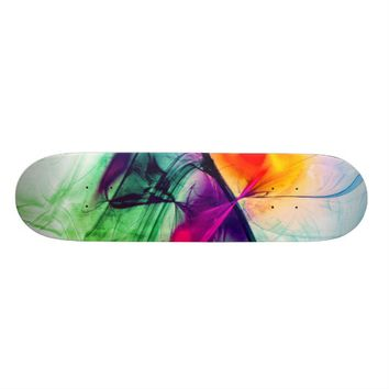 Fractal Art 18,7 Cm Mini Skateboard Deck