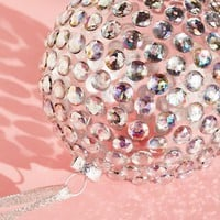 Free People Iridescent Studded Ball Ornament