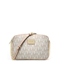 Jet Set Large Logo Crossbody | Michael Kors