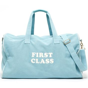 First Class Getaway Duffel Travel Bag by Bando