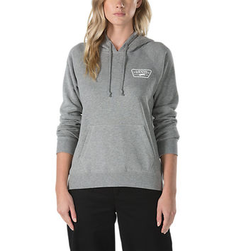 Full Patch Raglan Hoodie | Shop Womens Sweatshirts At Vans