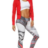 BJX Activewear Leggings Limited Edition Star Wars