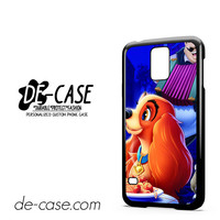 Lady And The Tramp Couple Design 2 For Samsung Galaxy S5 Case Phone Case Gift Present