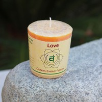 Votive Love Candle