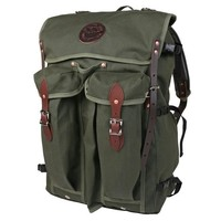 Bushcrafter Pack - Camp & Hike - Outdoors :: Duluth Pack :: Made in the USA :: Quality leather and canvas luggage, backpacks, camping, and outdoor gear,