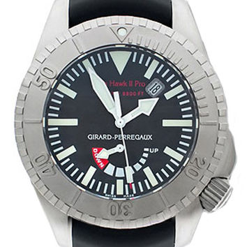 Girard Perregaux Sea hawk Mens Automatic Watch 49940-0-21-6117