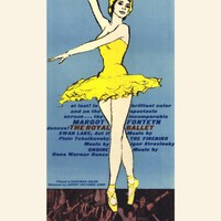 The Royal Ballet 27x40 Movie Poster (1960)