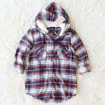 Cozy Cabin Plaid Flannel