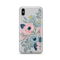 Indigo iPhone & Samsung Clear Phone Case Cover