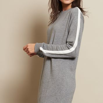 Crewneck Sweatshirt Dress