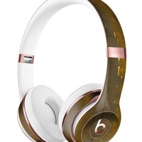 Fading Golden Fire Field Full-Body Skin Kit for the Beats by Dre Solo 3 Wireless Headphones