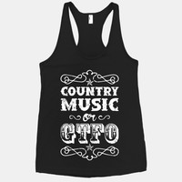 Country Music Or GTFO