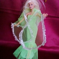 Handmade Outfit for Barbie Doll   SEE SPECIAL OFFER (nannycheryloriginals)747