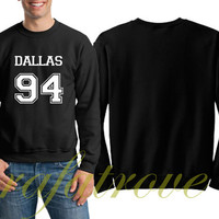 Cameron Dallas Sweatshirt Dallas 94 Sweatshirts Unisex Size - RT138