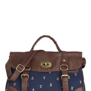 ModCloth Travel Test Prep Satchel