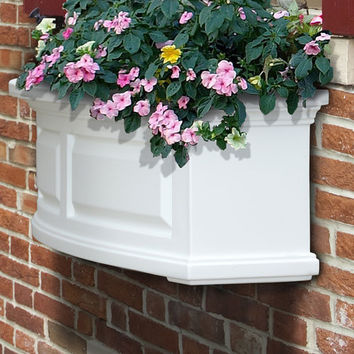Nantucket 2' Window Box Planter