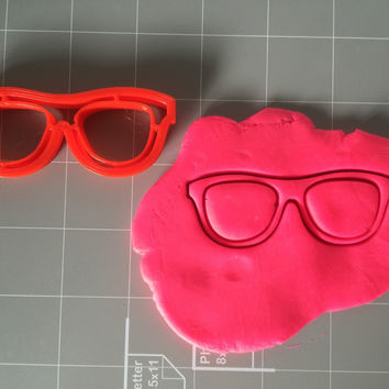 Sunglass Cookie Cutter