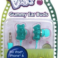 Gummy Bear 11024-TRUQ-TRU Scented Blueberry Earbuds