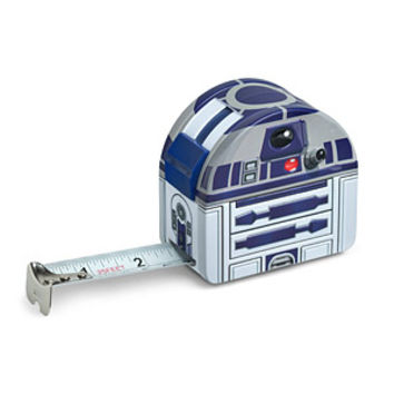 Star Wars R2-D2 Tape Measure - Exclusive