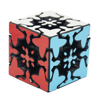 Gear Cube 3D Puzzle Cubes Educational Toy  Fidget Cube