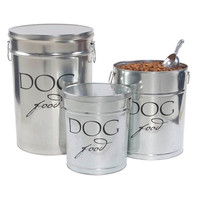 Classic Dog Food Storage Canister