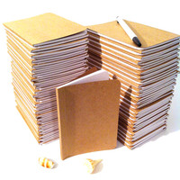 *BULK* Classic Kraft Notebook