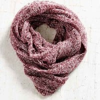 Drop Needle Shred Eternity Scarf