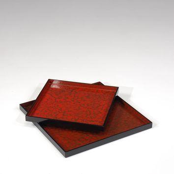 Lacquer Trays (set 2)