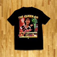 Vintage Selena Queen T-Shirt by Vintage MINT  S-5XL MENS & WOMES Sizes Avaliable