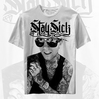 Stay Sick Clothing - Picture Shirt