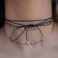 View From Here Choker Set