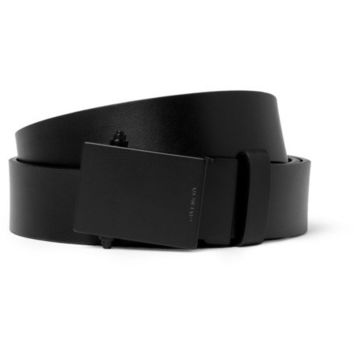 Givenchy Leather Belt | MR PORTER