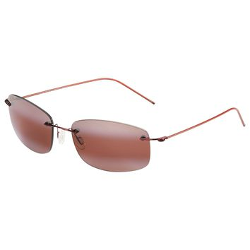 Maui Jim Myna R718-07 Burgundy Polarized Sunglasses