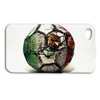 Mexico Soccer Ball Phone Case Spanish iPod Case Sport iPhone Case Latin Cover iPhone 4 iPhone 5 iPhone 4s iPhone 5s Cute iPod 5 Case iPod 4