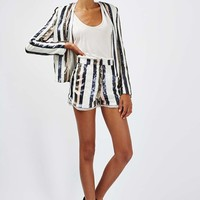 Sequin Jacket and Shorts - New In This Week - New In