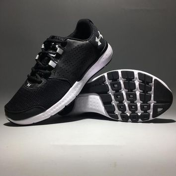 under armour men sport casual knit training running shoes fashion sneakers-2