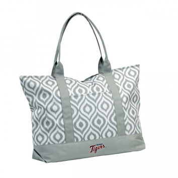 MLB Logo Chair Detroit Tigers Ikat Tote