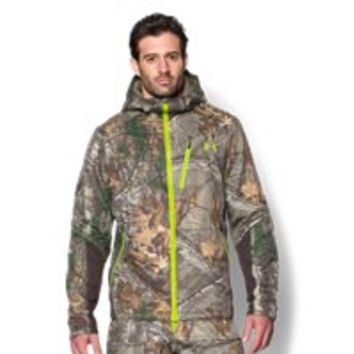 Under Armour Men's UA Storm Scent Control Barrier Hooded Jacket