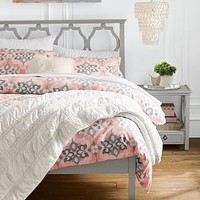 Pucker Up Comforter + Sham
