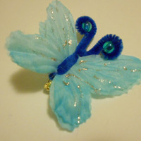 Butterfly Brooch/Pin