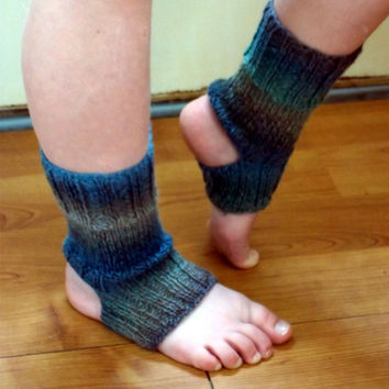 Yoga Socks Knit Pattern
