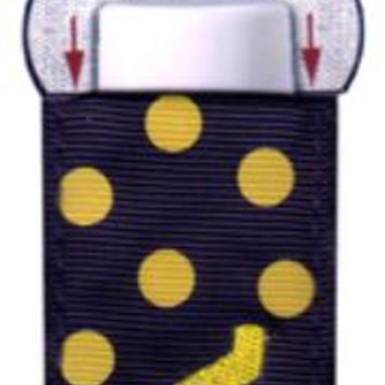 west virginia university - keychain lip balm holder Case of 144