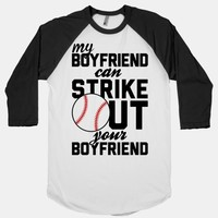 My Boyfriend Can Strike Out Your Boyfriend | HUMAN